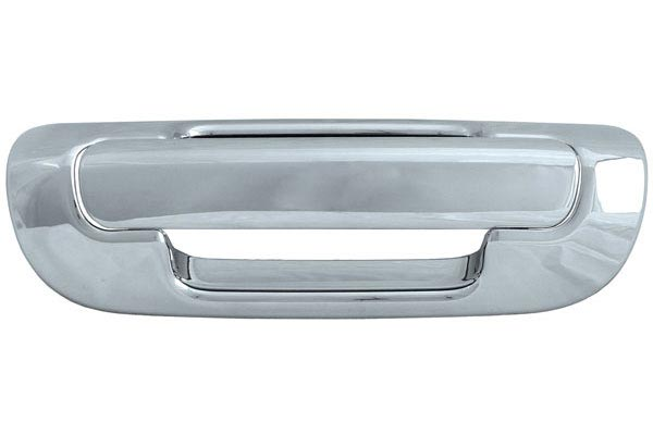 pilot chrome tailgate handle covers