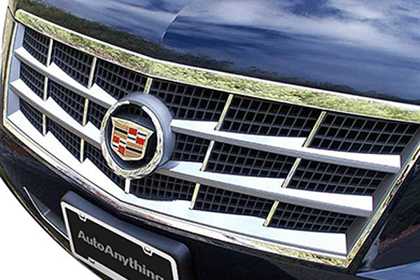 proz chrome grille trim