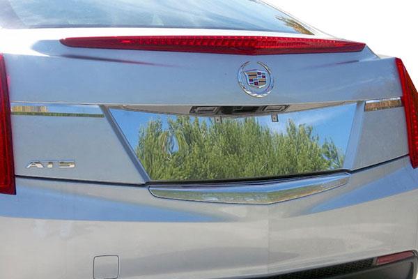 proz chrome license plate trim  2