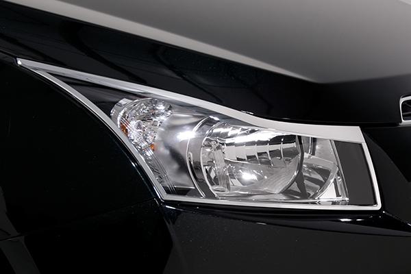 putco chrome headlight bezels