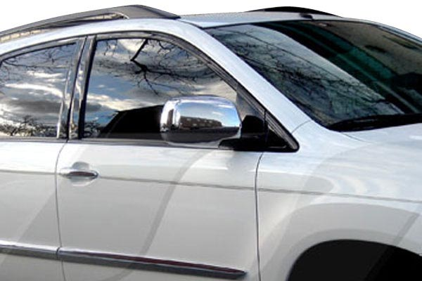 ses chrome mirror covers