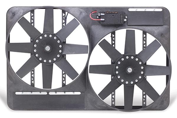 flex a lite  27 in dual cooling fan