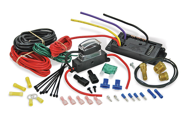 flex a lite electric cooling fan controls