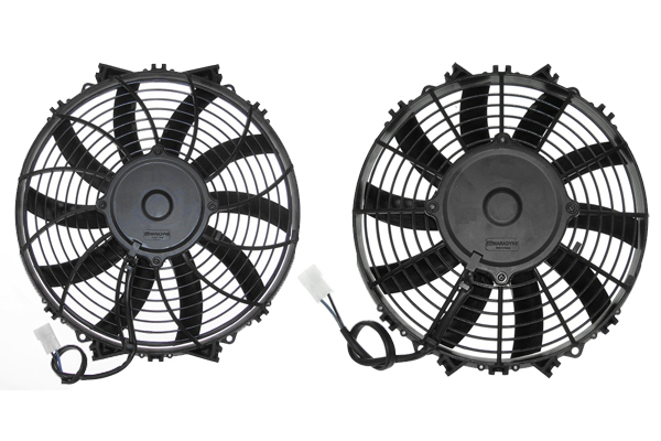 maradyne champion series electric cooling fan