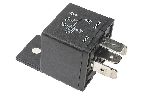 acdelco heater relay