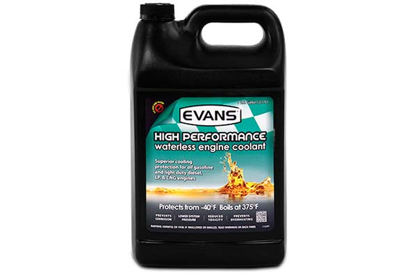 evans high performance waterless coolant hero