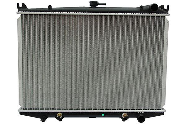 osc radiator