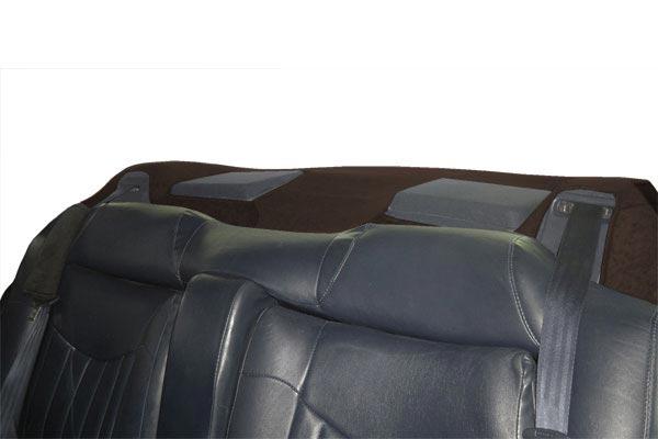 dash designs carpet rear deck cover
