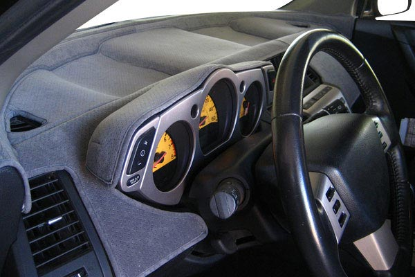 dash topper sedona suede dashboard cover