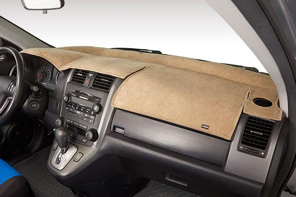 DashMat SuedeMat Dashboard Cover Ford F-150 Faux-Suede, Smoke