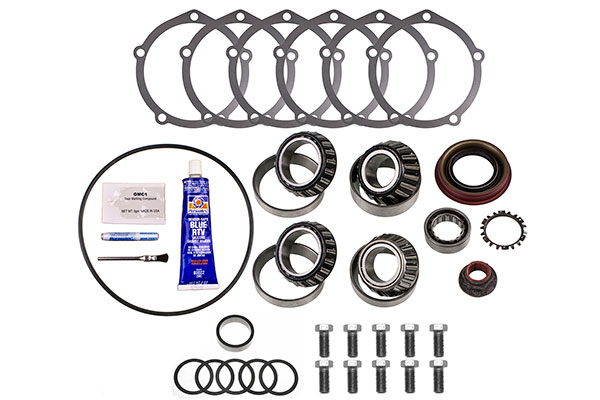 truxp premium differential bearing kits