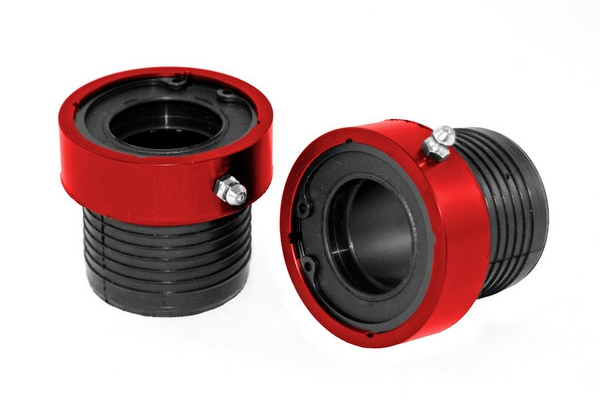 alloy usa axle tube oil seals dana