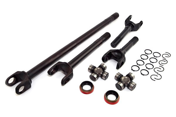 alloy usa front grande axle shaft conversion kits