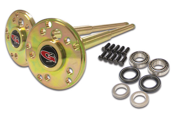 g2 placer rear axles