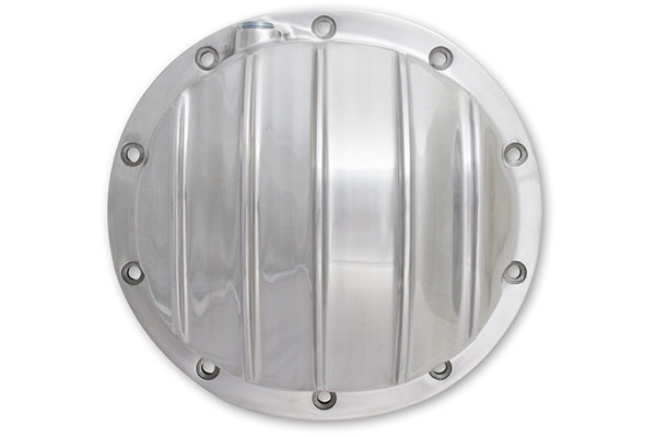 truxp finned aluminum differential covers hero