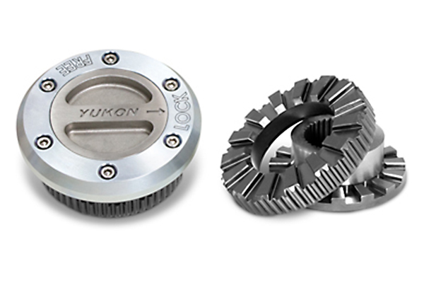 yukon gear axle hardcore locking hubs