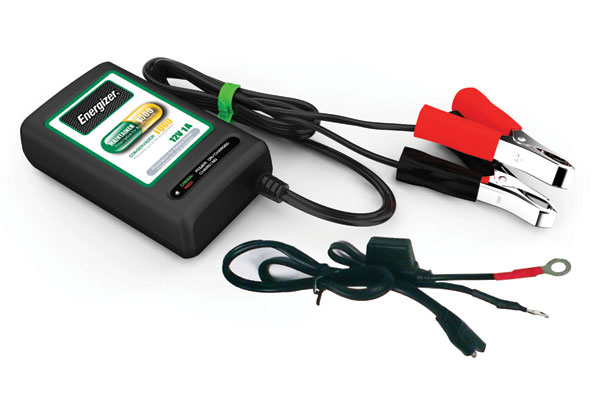 Energizer Battery Charger & Maintainer Reviews