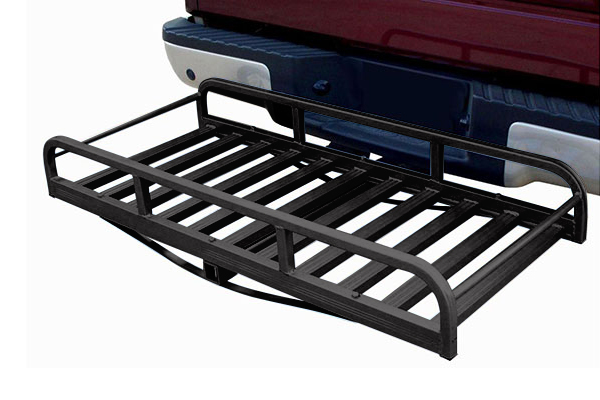 great day hitch n ride cargo carriers black powder coat