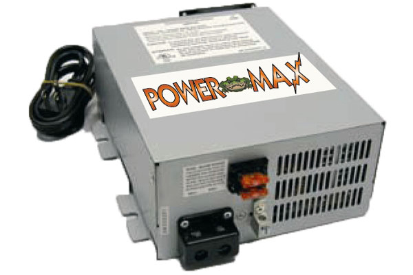 Powermax Pm3 12v Power Supply  U0026 Battery Charger