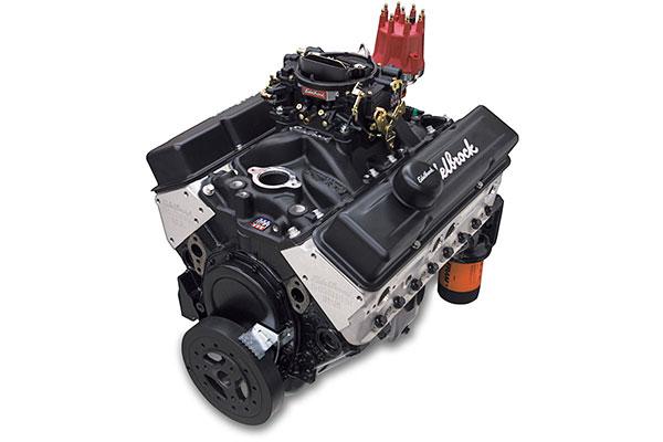 edelbrock e street crate engine  2