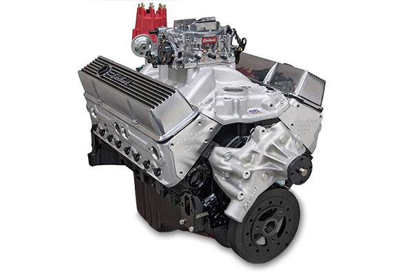edelbrock performer 310 crate engine  2