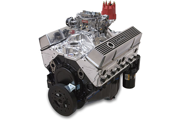edelbrock performer 320 crate engine  2