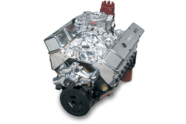 edelbrock performer rpm 410 crate engine  2