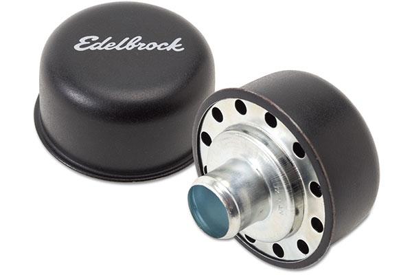 edelbrock pro flo valve cover breather