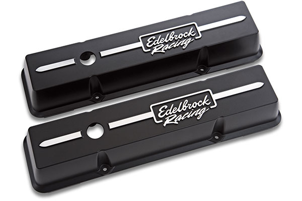 edelbrock racing valve covers