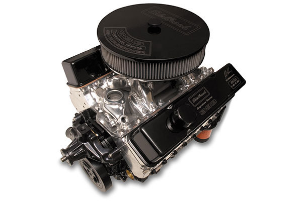 edelbrock signature series 383 crate engine  2