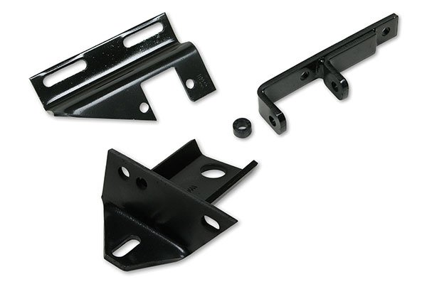 hooker engine accessory mounting brackets