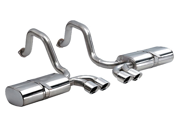 Chevy Performance Exhaust Systems - Corsa Performance Exhaust