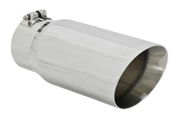 flowmaster round angle cut exhaust tip