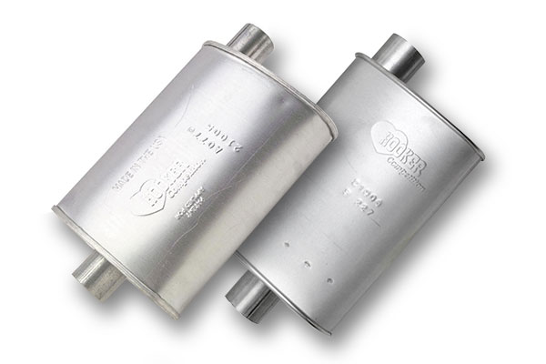 hooker competition turbo mufflers