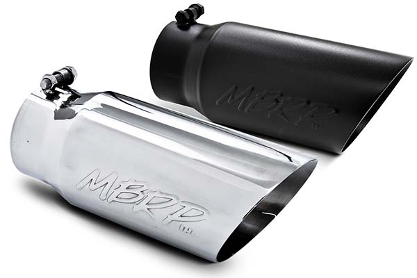 What are the Different Types of Exhaust Tips & What Do They Do