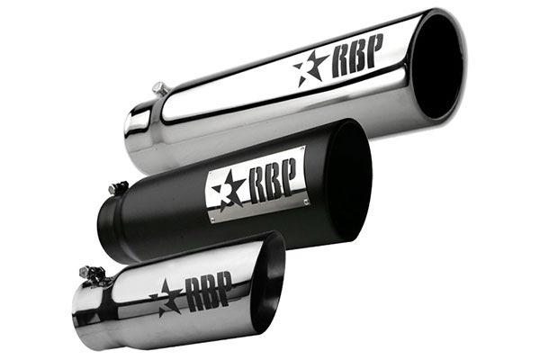 rbp exhaust tip round