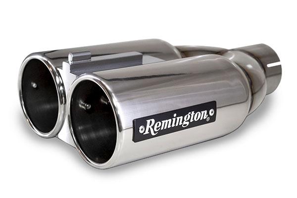 remington exhaust tips