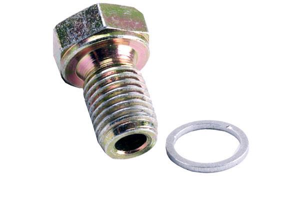 beck arnley oil drain plug