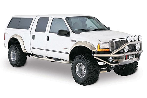 bushwacker 20043 ford superduty