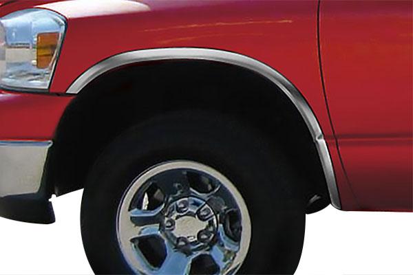 proz stainless steel fender trim  2