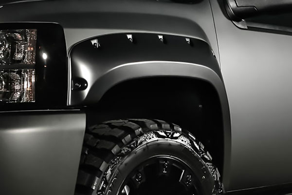 superlift bolt style fender flares