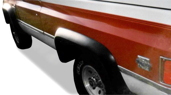 bushwacker fender flares extend 40017-11