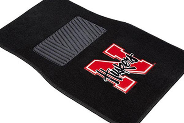 bully collegiate floor mats 6322