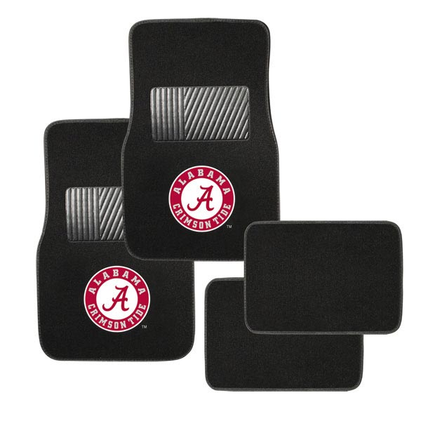 bully collegiate floor mats fm-908
