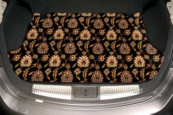 designer mats oriental cargo mat