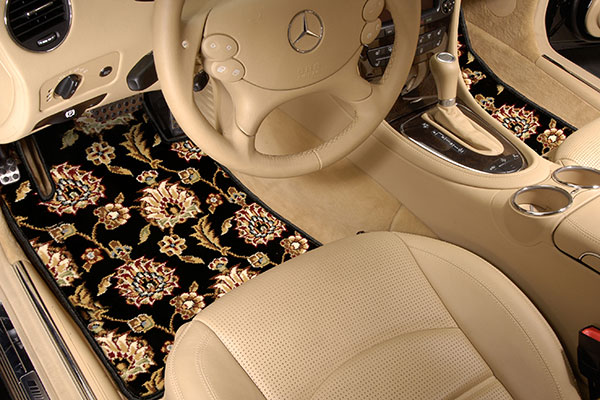 2013 Cadillac CTS Designer Mats Oriental Floor Mats