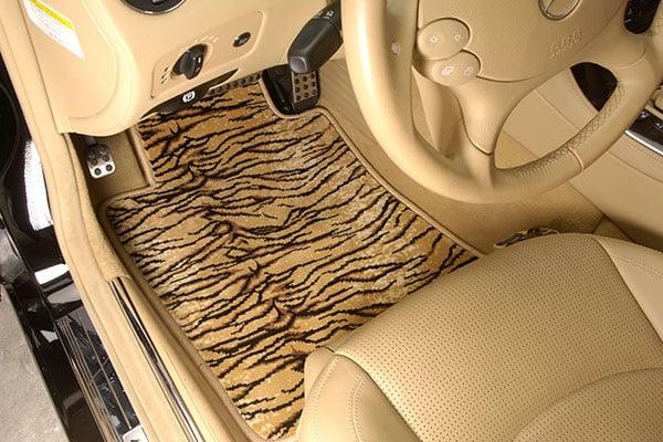 2016 Nissan Rogue Designer Mats Safari Floor Mats