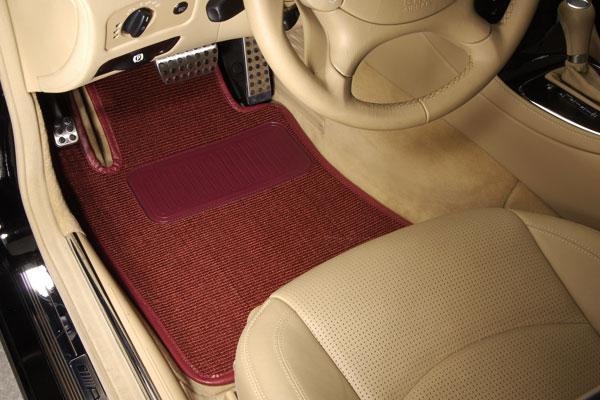2014 Mercedes-Benz GL-Class Designer Mats Sisal Floor Mats