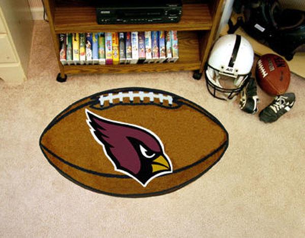 Arizona Cardinals Football Rug