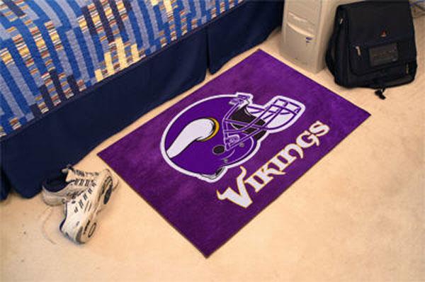 Minnesota Vikings - Helmet